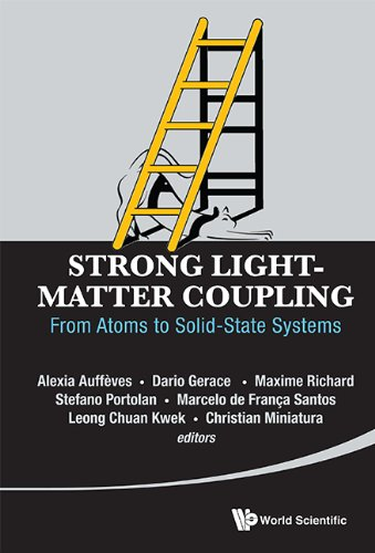 Strong Light-Matter Coupling: From Atoms to Solid-State Physics 51Th6EXSmSL