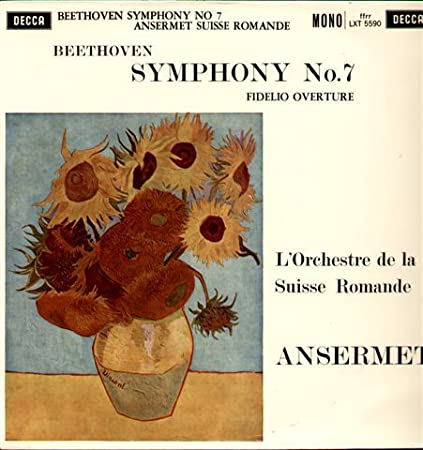 Beethoven : Symphonie n°7 51UTJ-DdiwL._SY450_