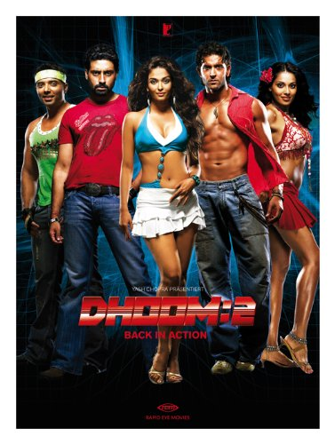 """Dhoom 1-3 (""""Dhoom 5"""") (2004-2012) 51UVW2CxH8L"""