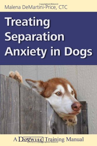 Treating Separation Anxiety in Dogs 51UgfpsWs5L