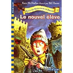 [McMullan, Kate] L'école des massacreurs de dragons - série 51VA1VVYDML._SL500_AA240_
