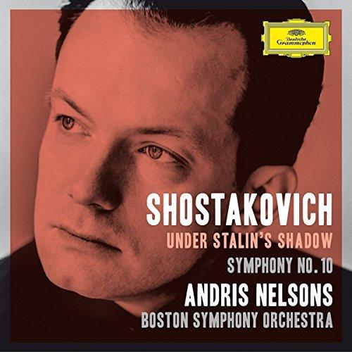 Chostakovitch - Symphonie n°10 51VL60oTHFL