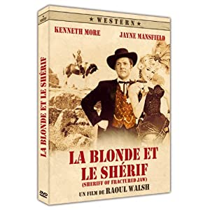 La blonde et le Shérif -The Sheriff of Fractured Jaws-, Raoul Walsh, 1958. 51W0CBmR5IL._SL500_AA300_