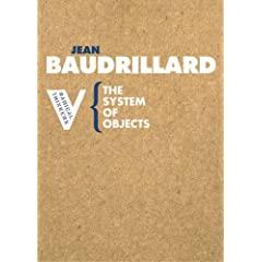 Baudrillard - System of Objects 51WK9NNPX6L._SL500_AA240_
