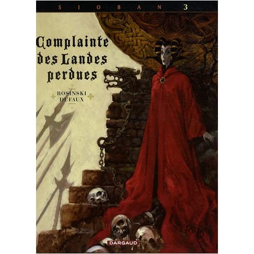 Dufaux/Rosinski - Blackmore - Complainte des Landes perdues (Sioban) T2 51Wf%2Bi728vL._SS500_