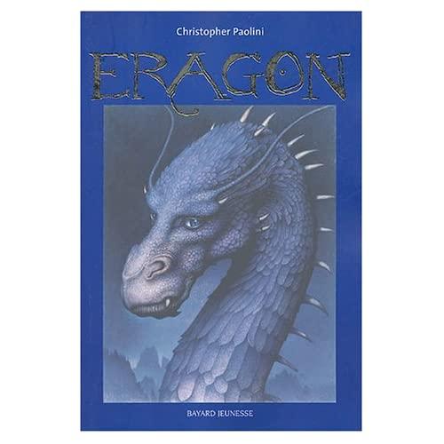Eragon (série) - Christopher PAOLINI 51X6YV7W1XL._SS500_