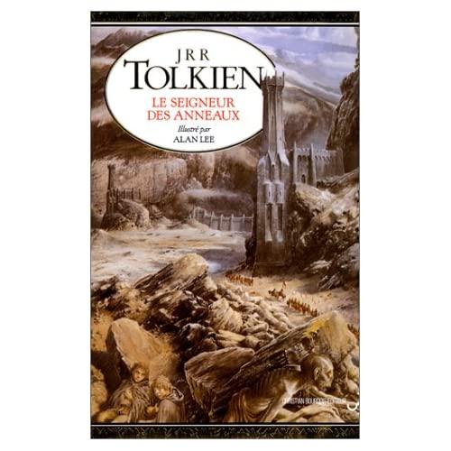 tolkien - LE SEIGNEUR DES ANNEAUX (Tome 1) LA COMMUNAUTÉ DE L'ANNEAU de J.R.R. Tolkien 51XX6HBCQTL._SS500_