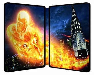 Fantastic Four :  Limited Edition Steelbook 51XqHALjcIL._SX385_