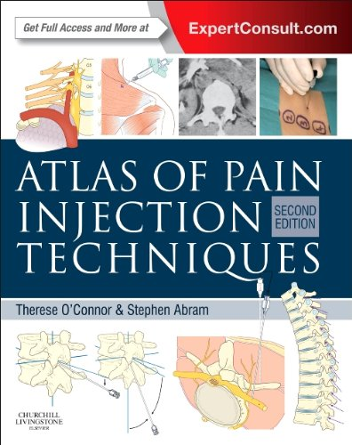 Atlas of Pain Injection Techniques: Expert Consult: Online and Print, 2e  51Y45oKRZBL