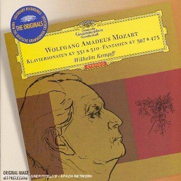 Ecoute comparée - Mozart: Sonate n°11, K.331 51YE6XC76KL