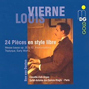 Vierne : Oeuvres pour orgue 51YS2ADEVLL._SL500_AA300_