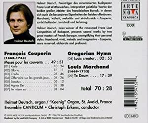 F. Couperin : les deux Messes pour orgue 51YZG%2BLAjEL._SX300_