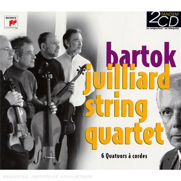 Les quatuors à cordes de Bartok - Page 2 51YqvH-Z%2BBL