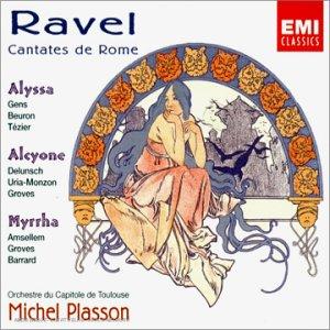 Ravel - Opéras et cantates 51Z23NQVCGL._