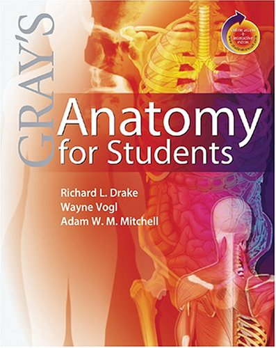 Gray's Anatomy for Students 51Z5PB1YFSL