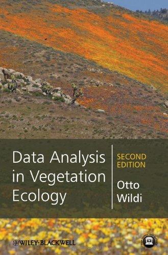 Data Analysis in Vegetation Ecology 51Z5TRXYMAL