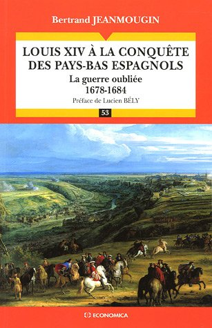 Mes cadeaux de Noël: 2 livres sur les campagnes de Louis XIV 51ZAYAPA3NL._SL500_