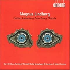 Magnus Lindberg - Concerto pour clarinette (2002) 51ZDFH7D88L._AA240_