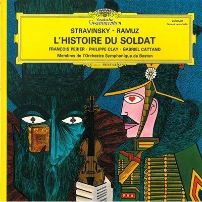 stravinsky - Stravinsky: opéras et autres oeuvres pour voix et orchestre 51ZPwoupH9L._SL500_