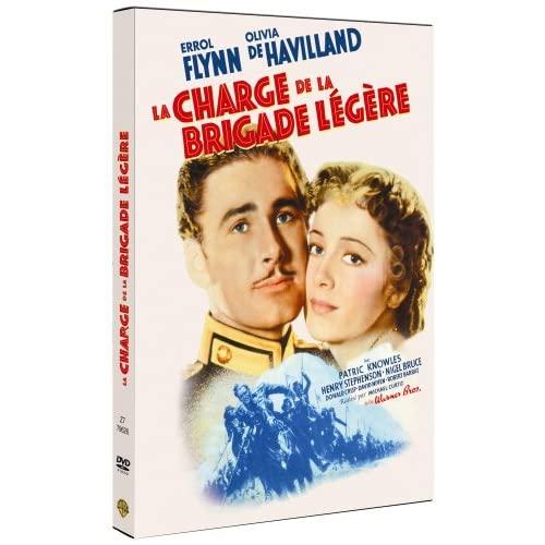 La Charge de la Brigade Légère - The Charge of the Light Brigade - 1936 - Michael Curtiz 51ZliHb1vTL._SS500_