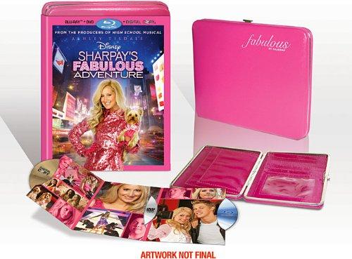 [Disney Channel Original Movie] La Fabulous Aventure de Sharpay (2011) - Page 4 51aieBKg4xL