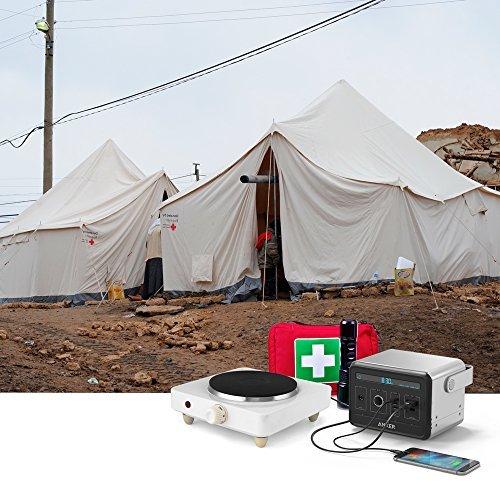 Anker PowerHouse : une batterie pour les baroudeurs, les vrais 51axhHW0vzL