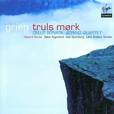 Musique de chambre de Grieg 51bQd934xcL._SY450_