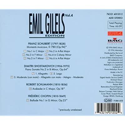 Emil Guilels 51baFj2qtML._SS400_