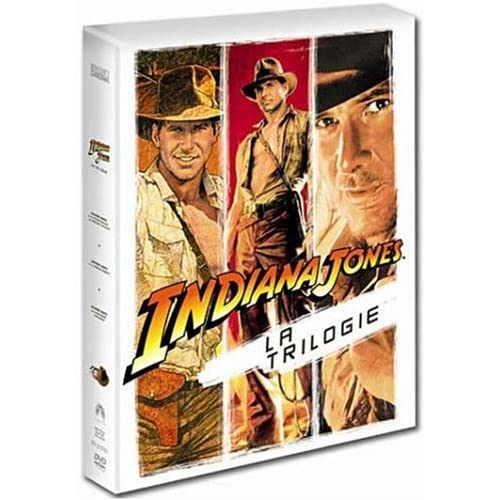 Indiana Jones - les 3 premiers films [Lucasfilm - 1981-1989) 51bnz6lVwsL._SS500_