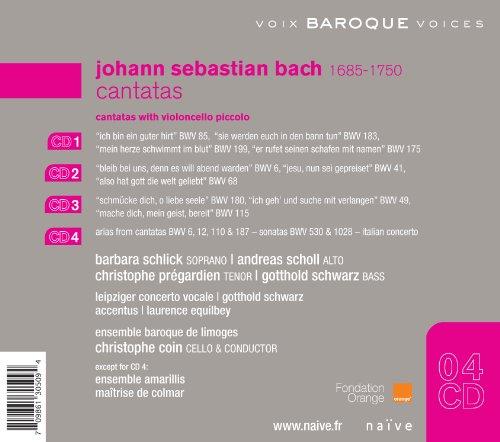 Les Cantates de J.S Bach - Page 5 51cTk3mq6uL.__