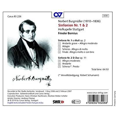 Norbert Burgmüller (1810-1836) 51cYLK05D8L._SS400_