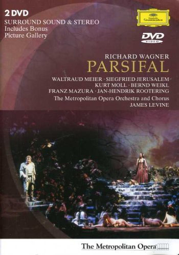 wagner - Wagner : Parsifal discographie sélective 51d-8iXBmpL