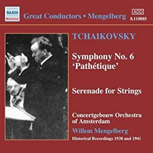 Écoute comparée : Tchaïkovski, symphonie n° 6 « Pathétique » - Page 6 51d4o2D6drL._SL500_AA300_