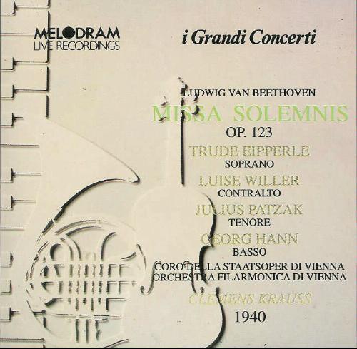 Haydn die Schöpfung & Beethoven Missa solemnis - Page 2 51d7Eww7EOL