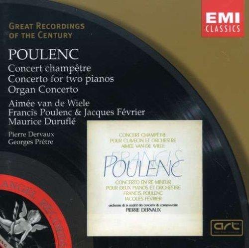 Francis Poulenc (1899-1963) - Page 5 51dbTQjKzrL