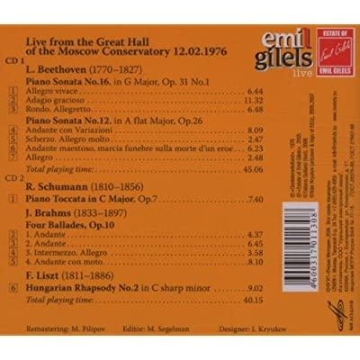 Emil Guilels - Page 2 51div5MBHfL._SS400_