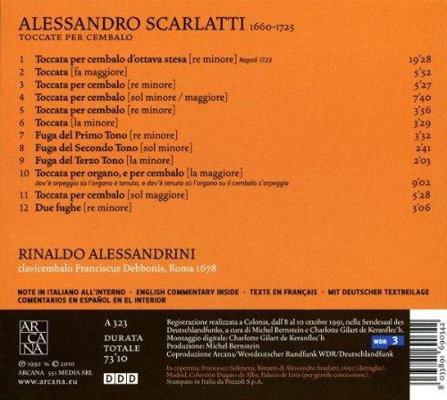 Alessandro Scarlatti (1660-1725) 51eC6vG7k5L