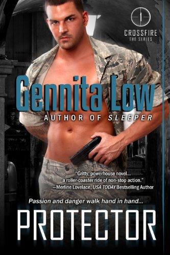 Série Crossfire Tome 1 : Protector de Gennita Low 51eJd5HPpvL