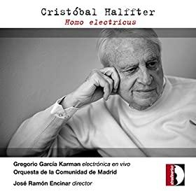 Cristobal Halffter 51eWEMiQnJL._SS280
