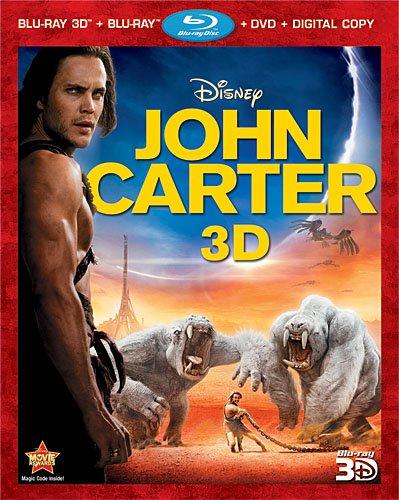 John Carter [Disney - 2012] - Page 10 51ec87um3tL