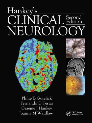 Hankey's Clinical Neurology, Second Edition 51f9nlYwJFL