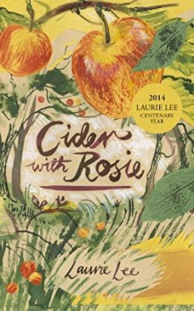 Rosie ou le goût du cidre de Laurie Lee 51fgRn6SeLL._SY445_