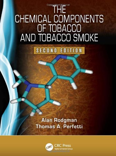 The chemical components of tobacco and tobacco smoke 51g02Vk5iPL