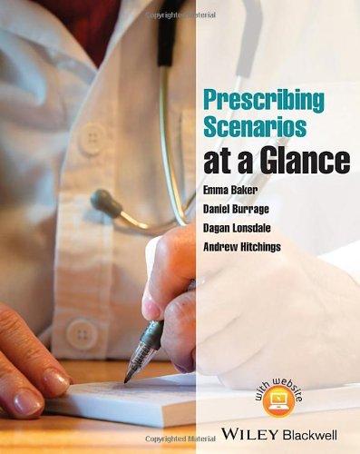 Prescribing Scenarios at a Glance 51g3vqejaOL