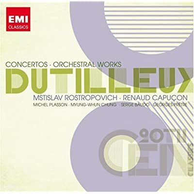 Dutilleux-Oeuvres orchestrales 51gn4W9LgOL._SS400_