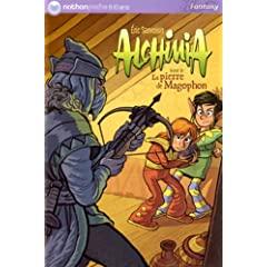 [Sanvoisin, Eric] Alchimia, la série 51guVVcx7wL._SL500_AA240_