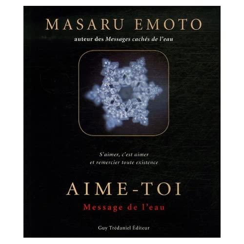 Vidéos du monde: Masaru Emoto - les messages de l'eau 51hMhL1AXVL._SS500_