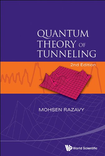 Quantum Theory of Tunneling 51hSfucz8pL