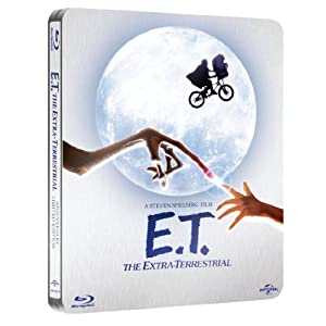 E.T. The Extra-Terrestrial - Blu-ray 51hVg4a0DaL._AA300_