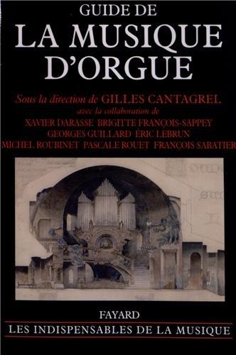 Le guide de la musique d'orgue 51hZVMz1QYL._SL500_
